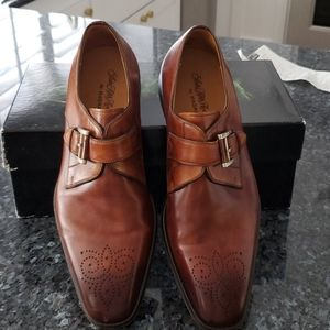 Magnanni Tormes leather men's shoes